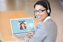 Learn English Via Videoconferencing